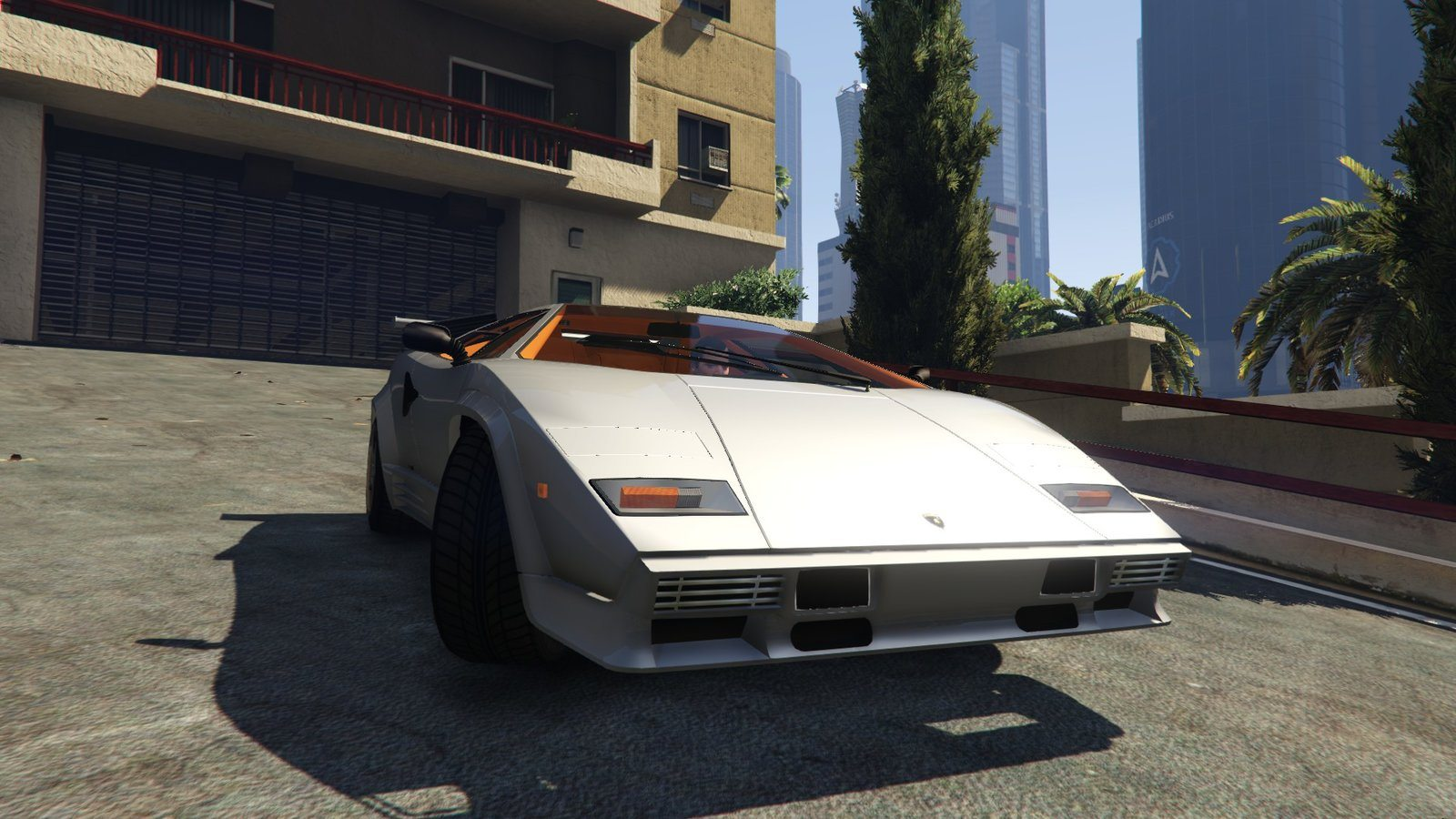 lamborghini countach lp500 qv 1988 v1 0 gta v. Black Bedroom Furniture Sets. Home Design Ideas