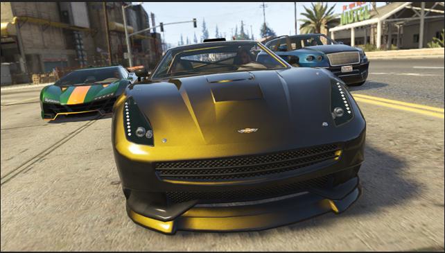 ������� ���������� GTA 5