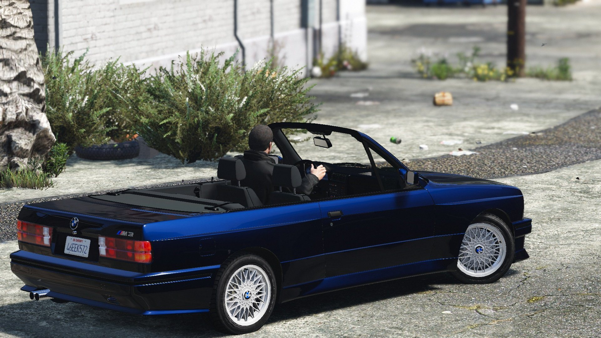 BMW M3 E30 1991 [Дополнение | Тюннинг] - g5mod.ru - GTA V