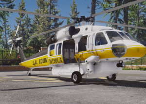 S-70A Firehawk Fire Fighting Helicopter / �������� ������� ���������