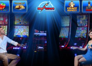 Игровые автоматы konami