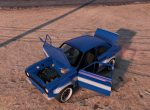 Ford Escort MK1 (with Fast & Furious 6 Livery) (v1.1)