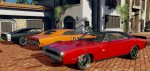 Dodge1970 Charger R/T [Tunable] (v3.3)