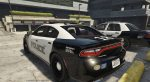 LSPD Dodge Charger Arjent 2015