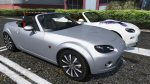 Mazda MX-5 Roadster Coupe Series III 2007