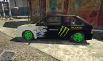 VAZ 2108 Monster Energy / ВАЗ 2108 (v1.0)