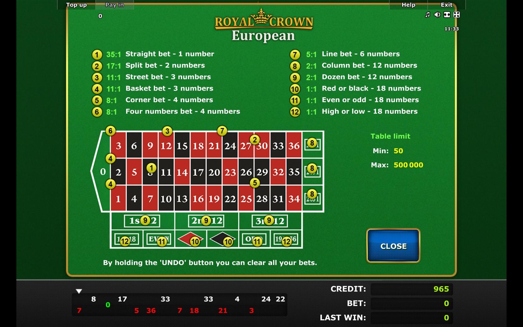 Казино игра в рулетку правила арбат казино интернет