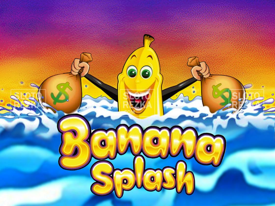 banana splash слот